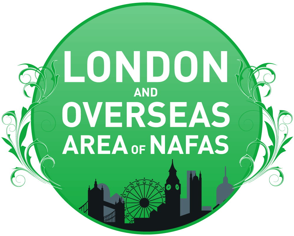 London and Overseas Area of NAFAS